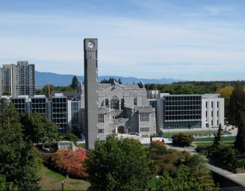 UBC Barber Learning Centre