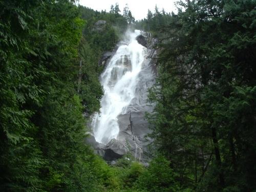 Shannon Falls, BC