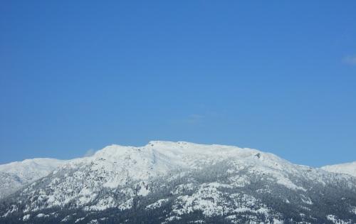 Mountain Epiphany