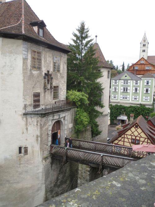 Castle in Meersburg