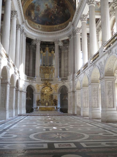 Chapel at Versailles