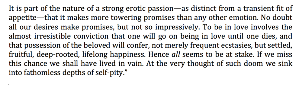 C.S. Lewis and the Meaning of Love (5/5)